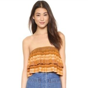 Free People Indian Summer Tube Top
